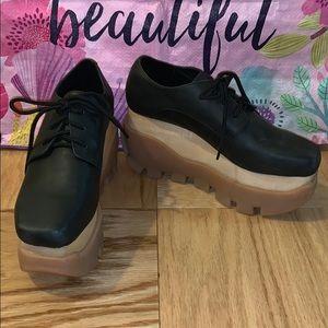 Jeffrey Campbell Platform Ankle Shoe